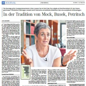 Südosteuropa: Österreichs Weg, Lunaceks Beitrag
