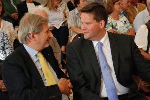 Johannes Hahn wieder EU-Kommissar: Super!