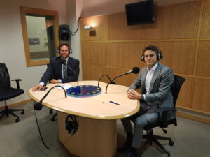 Listen In: MEPs Berendsen and Mandl on the Future Of Europe