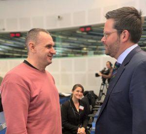 Vom russischen Straflager ins Europa-Parlament