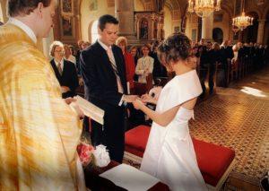 Hochzeit mit Kristina