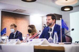 Start der EU-Wahlbeobachtung im Kosovo