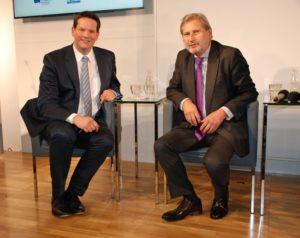 Gut so: Johannes Hahn soll Budgetkommissar werden