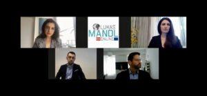 Mandl im Gespräch zur Zukunft Armeniens