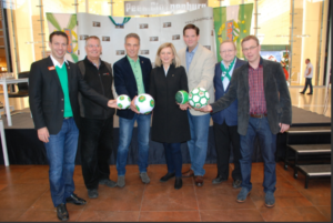 Gründung & Vizepräsident Fanclub Niederösterreicher für Rapid
