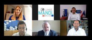 Im Gespräch: Pandemie - Gesundheitsmanagement und Rechtsrahmen