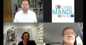 Im Gespräch: Wirtschaft - Changemanagement während und nach der Pandemie