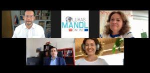 Im Gespräch: Parlamentarische Arbeit in Zeiten der Pandemie