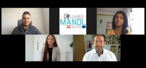 Im Gespräch: Schule und andere Bildungseinrichtungen in Zeiten der Pandemie